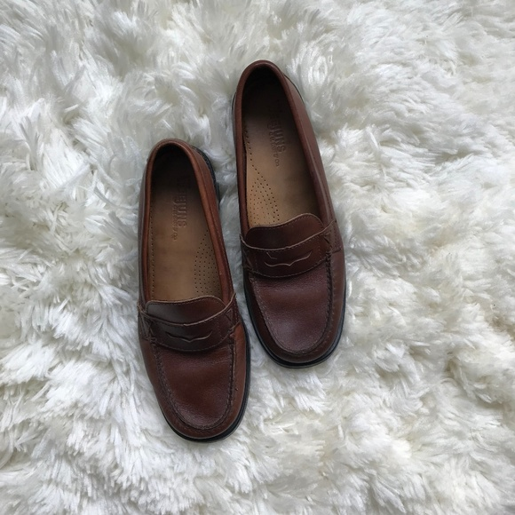 e0964c37f1c WEEJUNS I Leather Penny Loafers. G.H. Bass   Co.  M 5ca947d6264a550aff89fc5c. M 5ca947d610f00f9c9904b238.  M 5ca947d68d6f1a6f32ea89d7